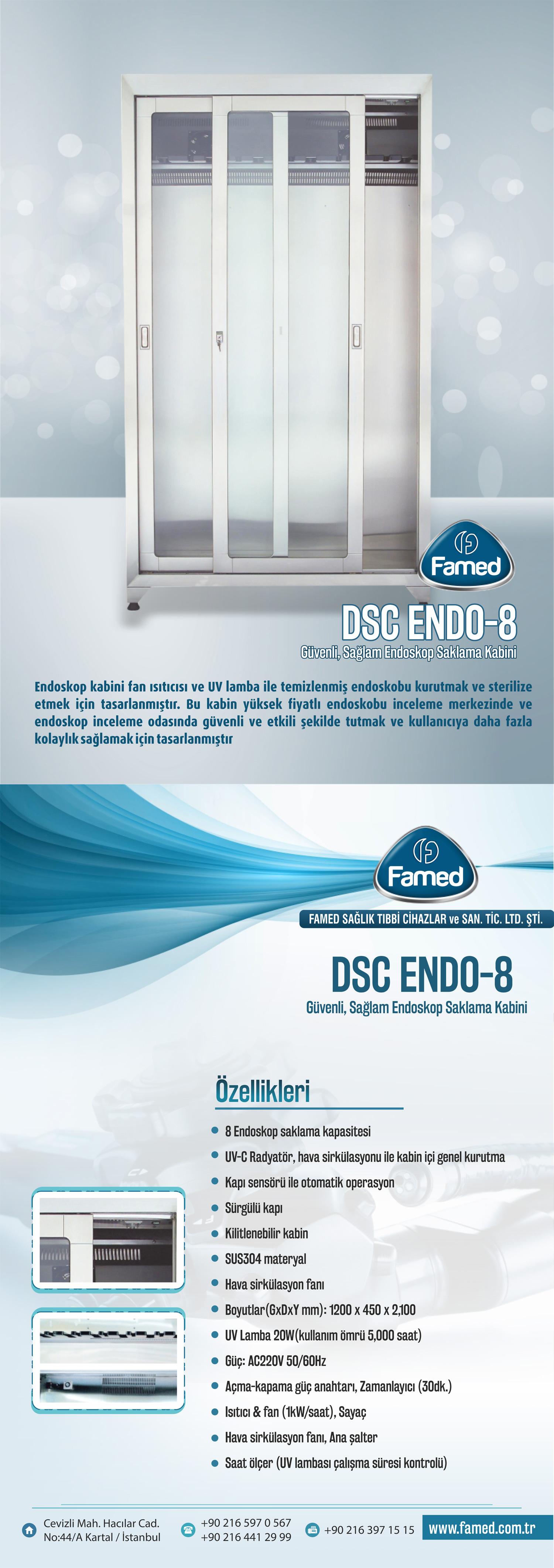 Dsc Endo-8
