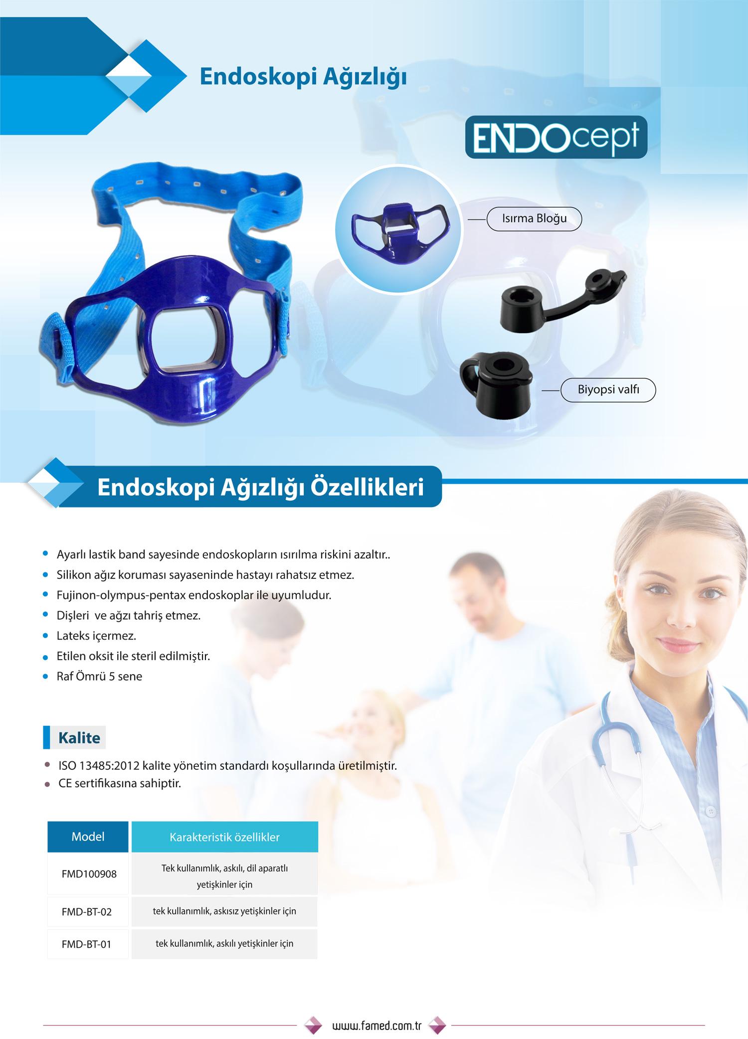 Endoskopik Ağızlık