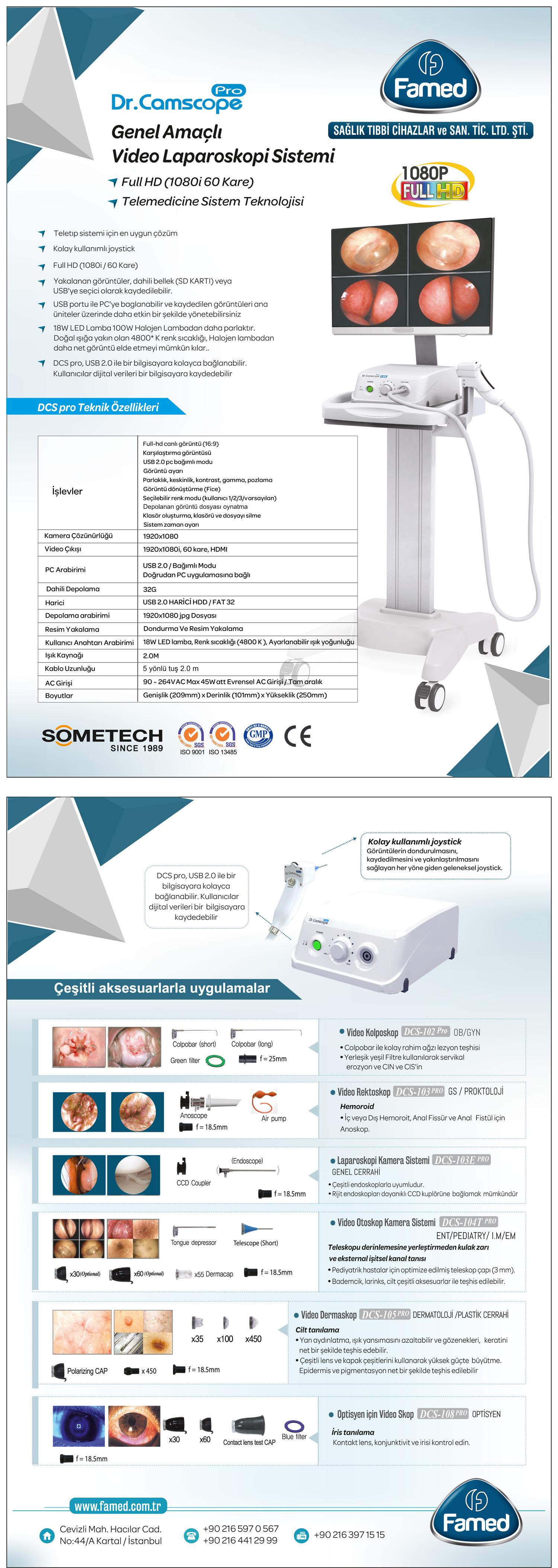 Dermatoskop Cihazı