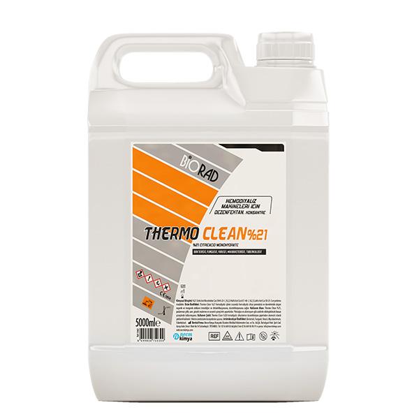 Hemodiyaliz Cihaz Dezenfektan Thermo Clean %21