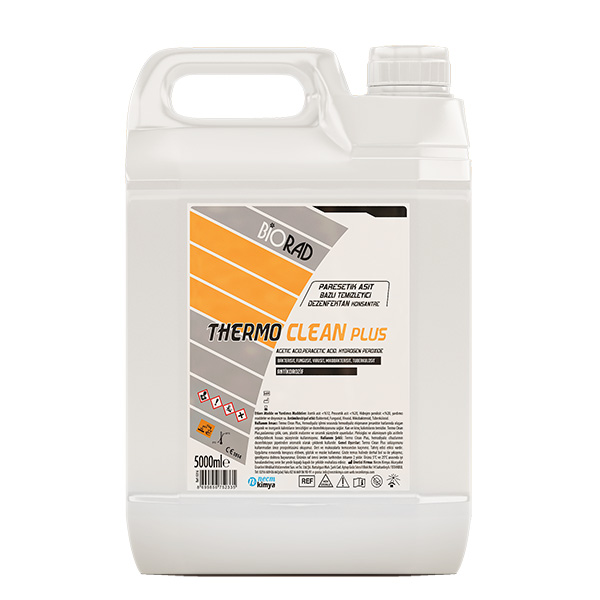 Hemodiyaliz Cihaz Dezenfektan Thermo Clean Plus